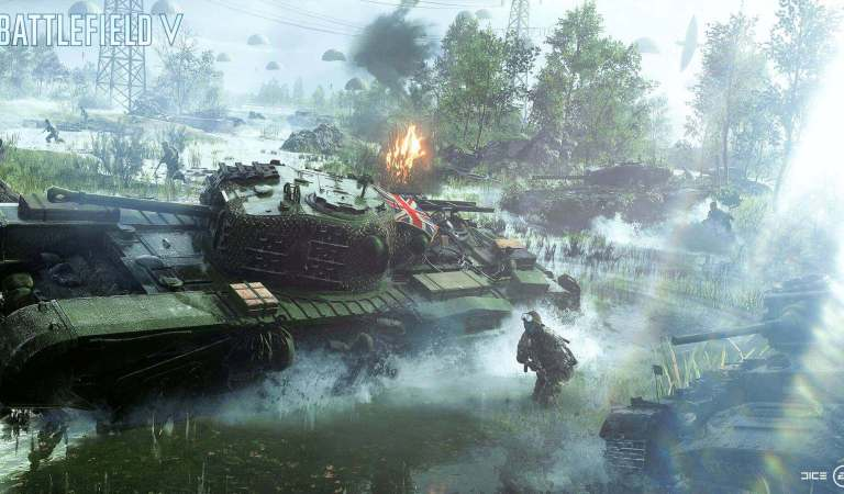 'Battlefield V' Returns To WWII With Expanding Multiplayer