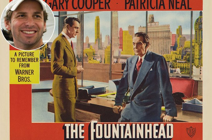Zack Snyder To Direct 'The Fountainhead'