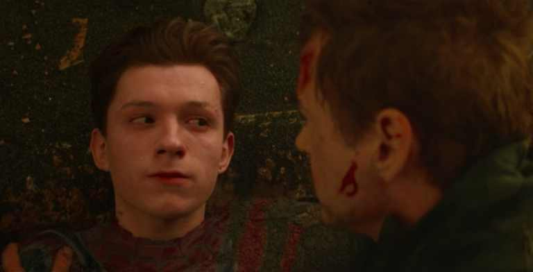 Details You May Have Missed In Spider-Man's Death Scene
