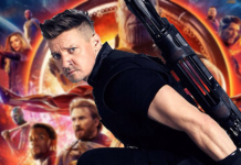 Jeremy Renner All Set For Hawkeye's Return In 'Avengers 4'