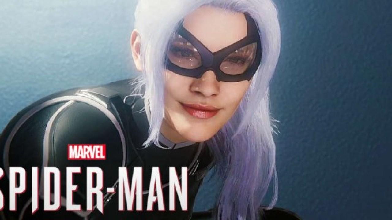 First 'Spider-Man' PS4 DLC Teaser Trailer Showcases Black