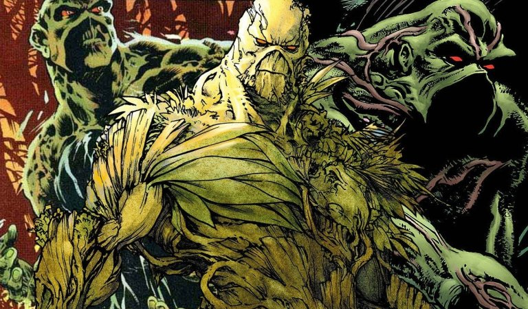 DC Universe's 'Swamp Thing' Writer Spills Details On Exclusive Series