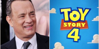 "Tom Hanks, voice of Woody, struggled to record the final scene from the upcoming Toy Story 4, a series known for it's heart. He describes that scene as a ""moment in history""."
