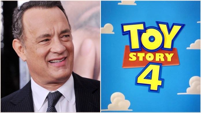 Tom Hanks, voice of Woody, struggled to record the final scene from the upcoming Toy Story 4, a series known for it's heart. He describes that scene as a