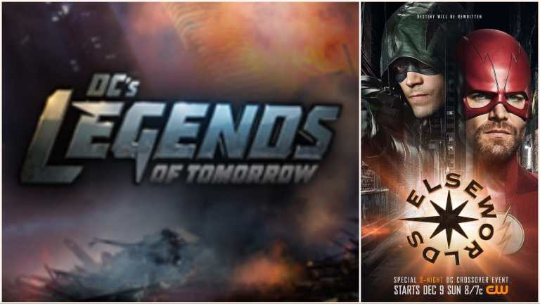 """The Legends of Tomorrow may not be sitting out completely from this year's Arrowverse crossover.as the three-night crossover event in hour """"3"""" of the event."""