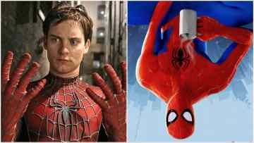 Tobey Maguire Almost Cast In 'Into The Spider-Verse'