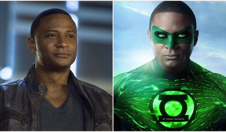 David Ramsey Talks Possibility Of Becoming Green Lantern