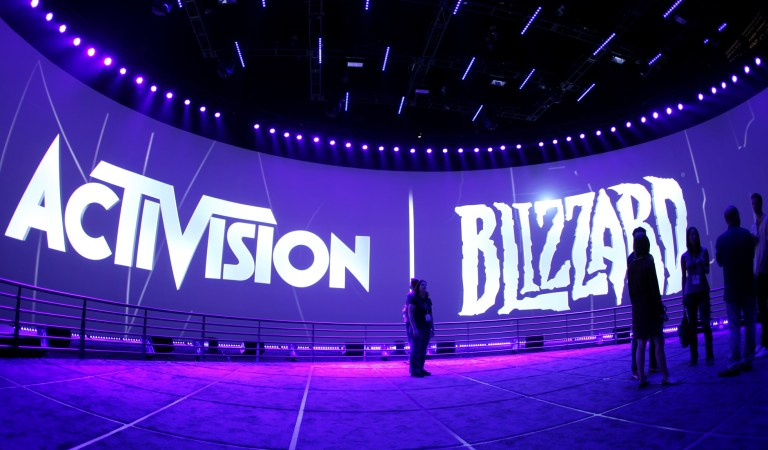 Activision Blizzard Lays Off Nearly 800 Employees