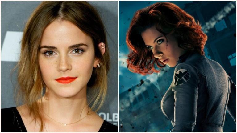Emma Watson On Short List For Lead In 'Black Widow'