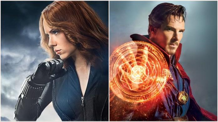 'Black Widow' & 'Doctor Strange 2' Rumored For 2020 Release