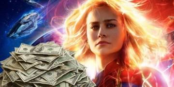 'Captain Marvel' Reaches $1 Billion At Global Box Office