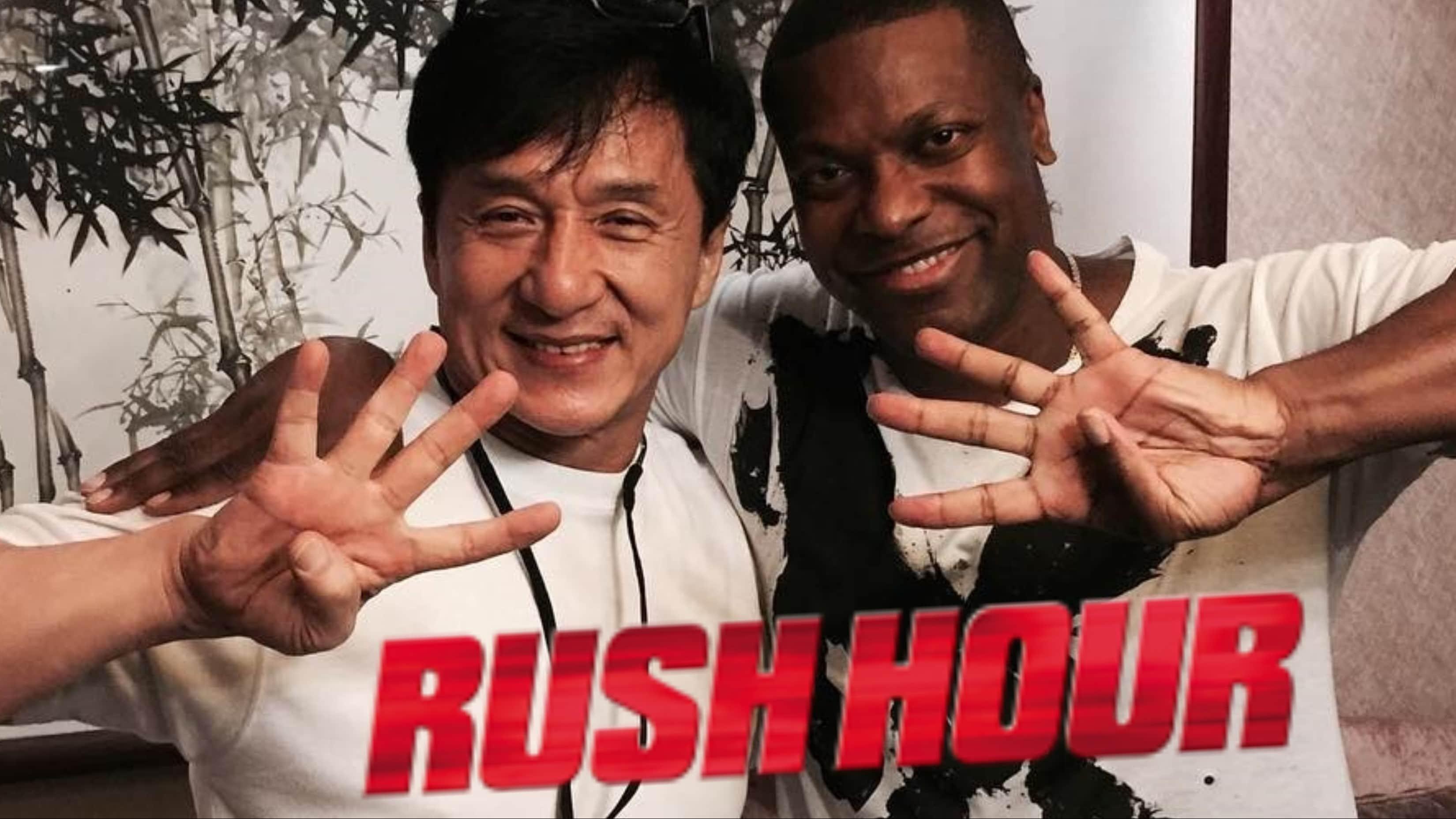 Jackie Chan & Chris Tucker Announce 'Rush Hour 4'? - FandomWire
