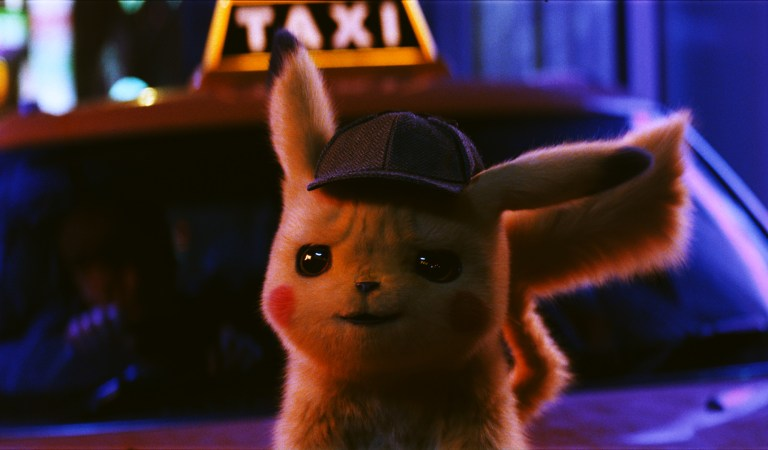 REVIEW: Ryan Reynolds Saves'Pokémon: Detective Pikachu'