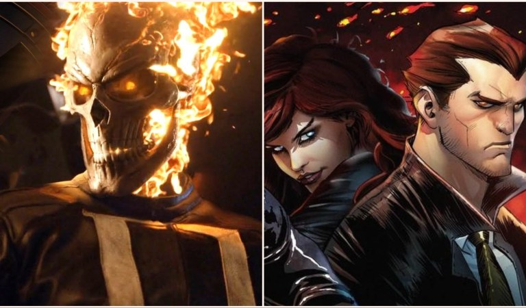 Hulu To Develop Live-Action 'Ghost Rider' & 'Helstrom'
