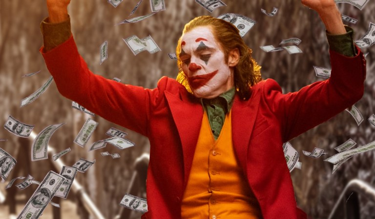 'The Joker' Reaching The $1 Billion Mark