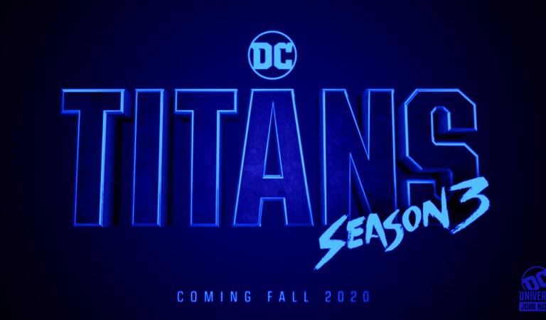 'Titans' Gets Renewed For A Third Season