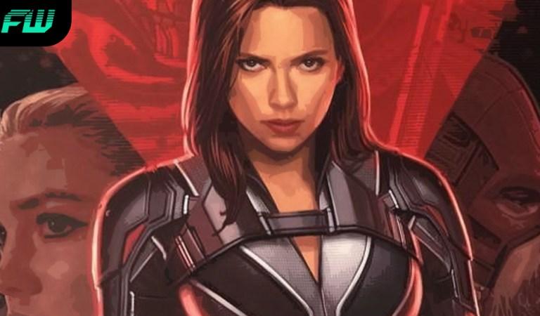 'Black Widow' Trailer Released