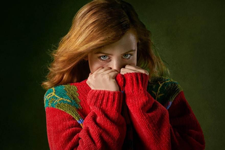 女性の顔が赤くなる時の心理
