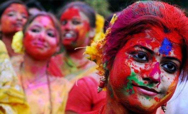 holi la fiesta de los colores