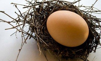 Huevos código cero.