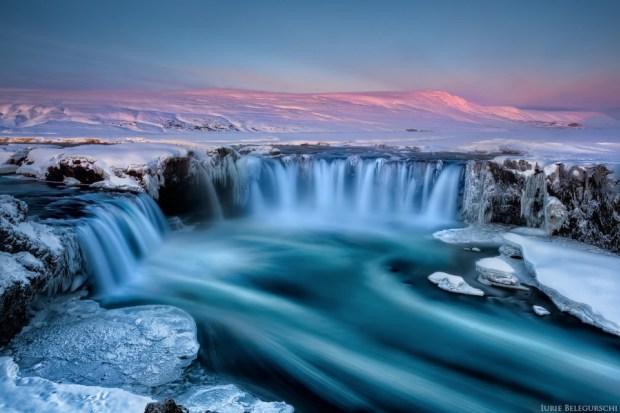 Cascadas Goðafoss, Islandia