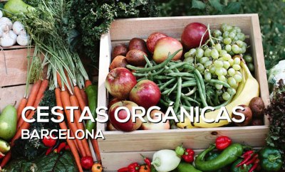 Cestas orgánicas Barcelona