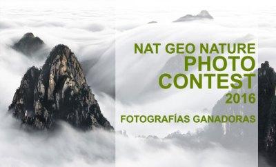 fotografías ganadoras del Nat Geo Nature