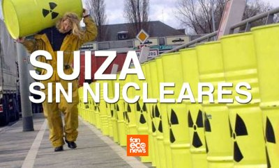 Suiza sin nucleares
