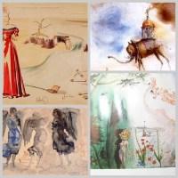 Deux hommages à Dali, génie créatif et personnage controversé