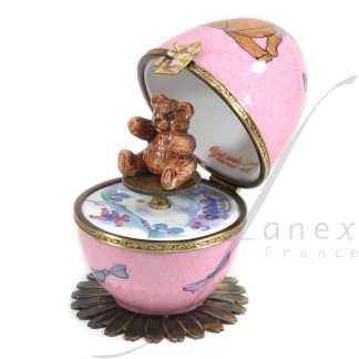 pink bear music egg