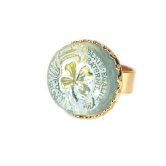 bijoux cristal floral pâte de verre créations Stéphane Dunoyer