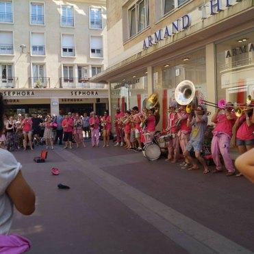 Les Makabés au Festiconcours 2015 - Photo