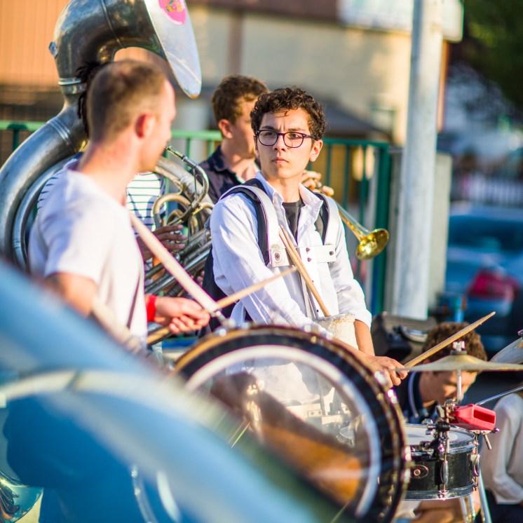 Percussioniste des Makabés