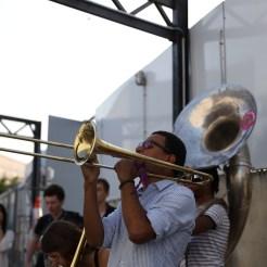 Tromboniste des Makabés