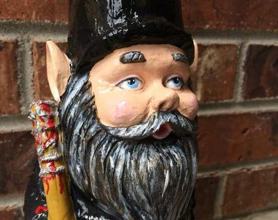 You Can Buy a Negan Garden Gnome - Fan Fest   For Fans, By Fans