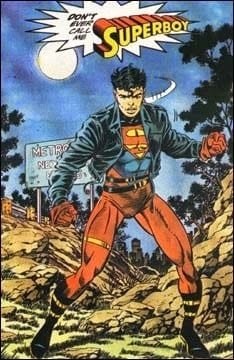 Call him superboy a retrospective on the superboy