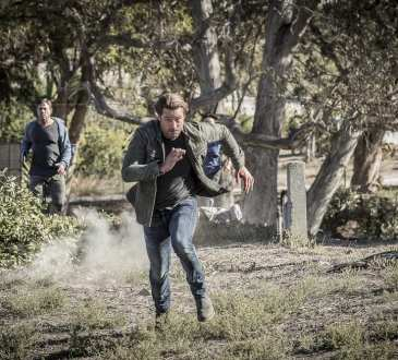 """COLONY -- """"Tamam Shud"""" Episode 209 -- Pictured: Josh Holloway as Will Bowman -- (Photo by: Isabella Vosmikova/USA Network)"""