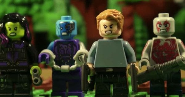 Guardians of the Galaxy Vol 2 Gets New Lego Trailer - Fan