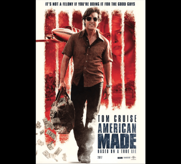 American Made - Tom Cruise - EPK