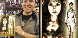 Wonder Woman, Brian C Roll