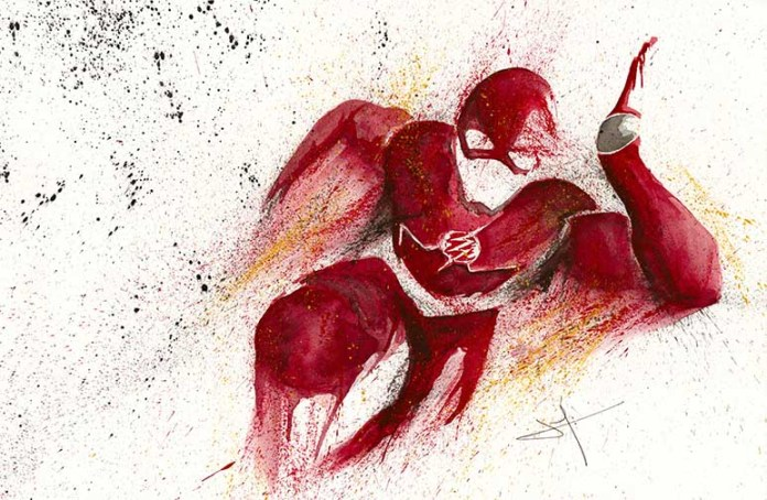 JaCo Tartaruga, The Flash