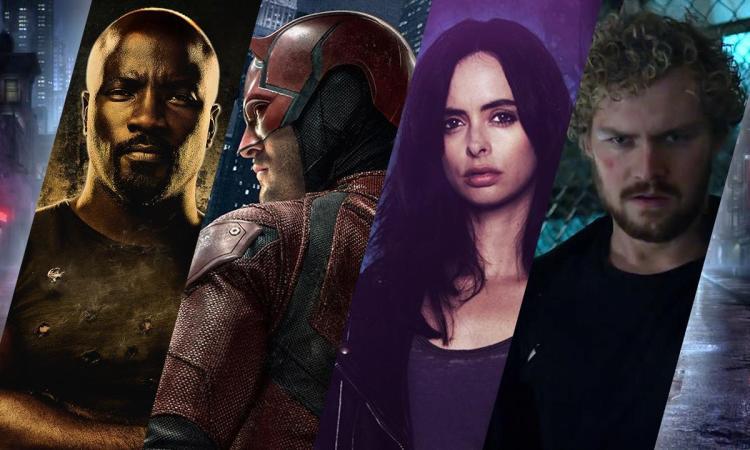 The Defenders - Marvel - Netflix