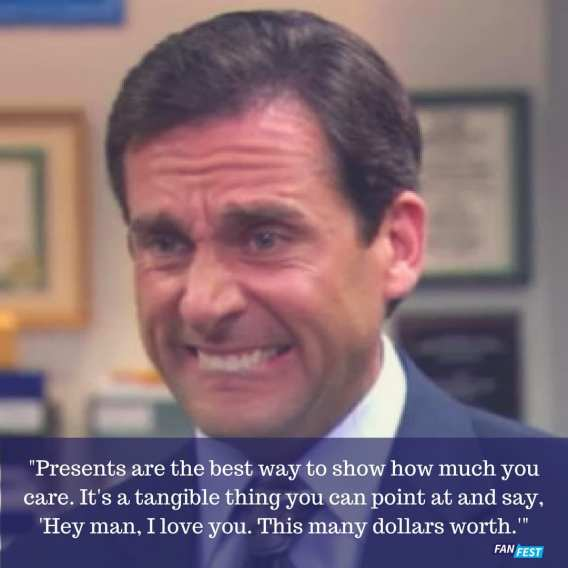 Just 15 Hilarious Michael Scott Quotes in Honor of Steve