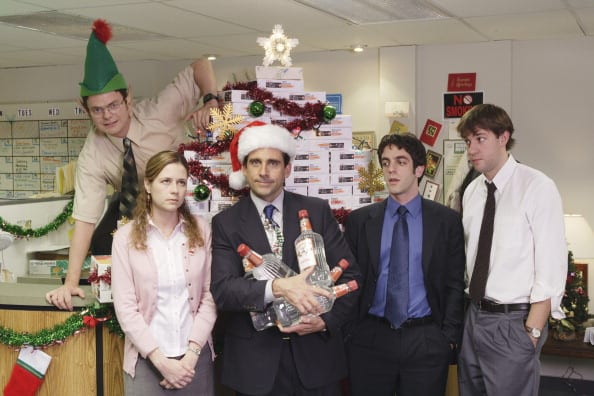 Supernatural Christmas Episodes.Tbt Revisiting The Office Secret Santa Episode Ft The