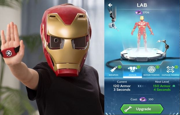 Hasbro's New 'Iron Man Hero Vision' Is the Perfect Way to