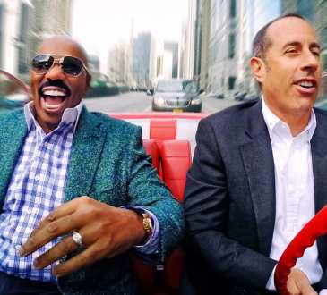 Comedians in Cars Getting Coffee, Jerry Seinfeld, Netflix