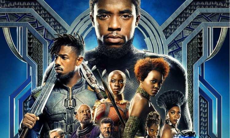 Marvel - Black Panther - Poster - Cropped