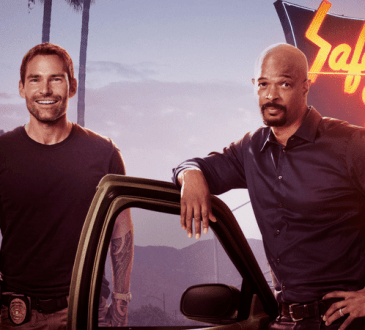 LETHAL WEAPON: L-R: Seann William Scott and Damon Wayans. Season three of LETHAL WEAPON premiers Tuesday, Sept. 25 (9:00-10:00 PM ET/PT) on FOX. ©2018 Fox Broadcasting Co.