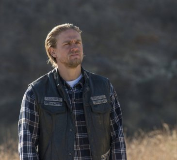 """SONS OF ANARCHY -- """"A Separation of Crows"""" -- Episode 708 -- Airs Tuesday, October 28, 10:00 pm e/p) -- Pictured: Charlie Hunnam as Jax Teller."""