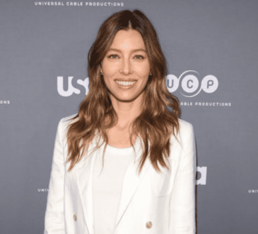 NUP_182940_0019.JPG USA Network Events -- FYC The Sinner Event - TV Academy Theater in Los Angeles, California -- Pictured: Jessica Biel -